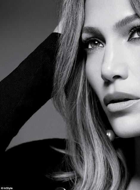 """Jennifer López para la revista InStyle: """"Ser una mamá te hace más fuerte"""""""