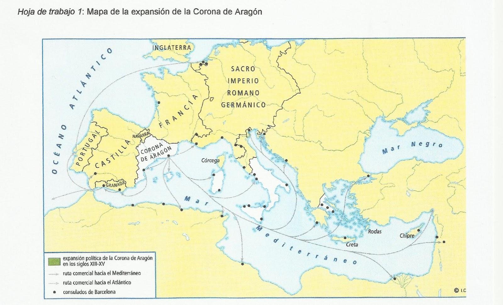Geografía e Historia: 2º ESO