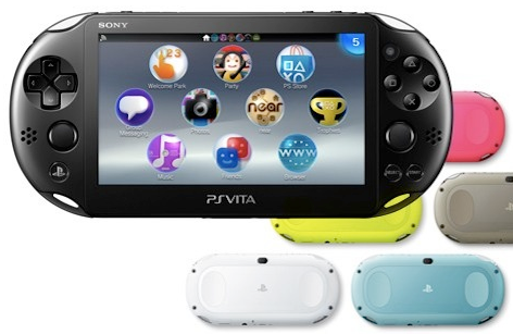 Sony PlayStation Vita Version 3.10 Firmware