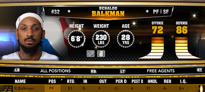 PBA 2K13 Roster Update with Imports