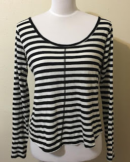 Striped t-shirt Forever21