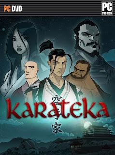 capa - Karateka – PC – TiNYiSO