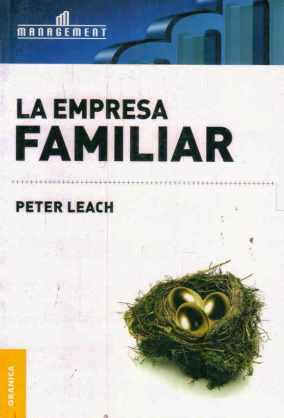La empresa familiar Peter Leach