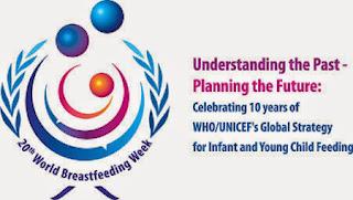 Semana mundial lactancia materna 2012
