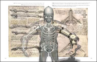 Изобретения Леонардо да Винчи: Рыцарь-робот