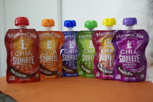 Mamma Chia - Chia Squeeze