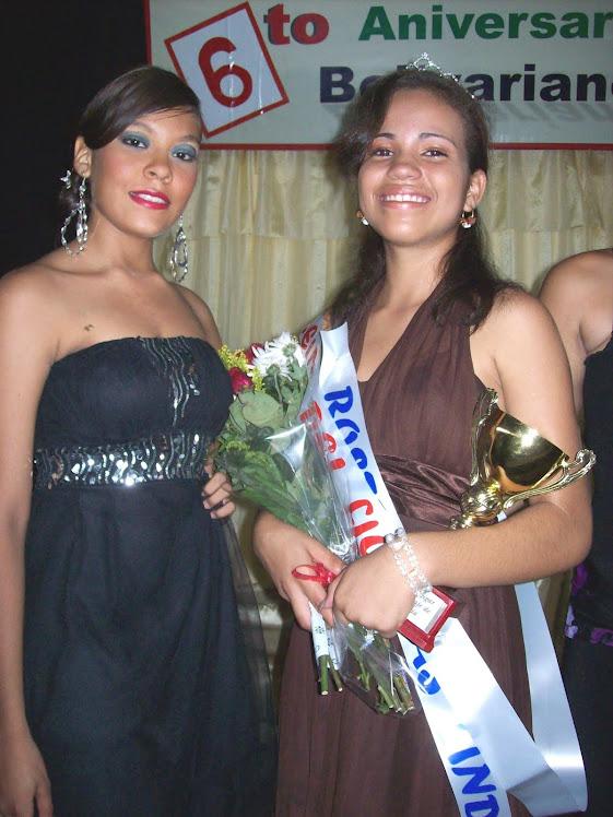 Reina Saliente y La Reina 2011