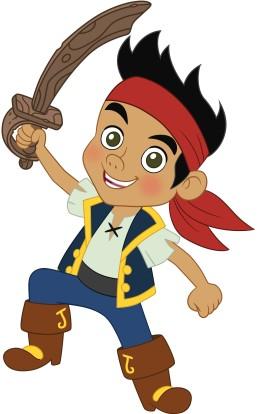 Jake y los Piratas de Nunca Jamás: Libro de Actividades