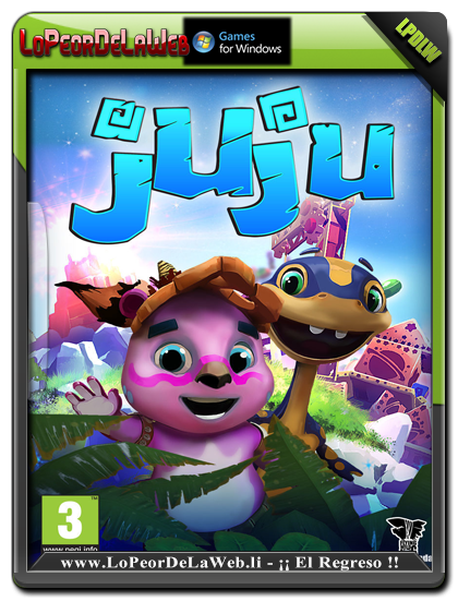 JUJU Pc Full Castellano (Textos)