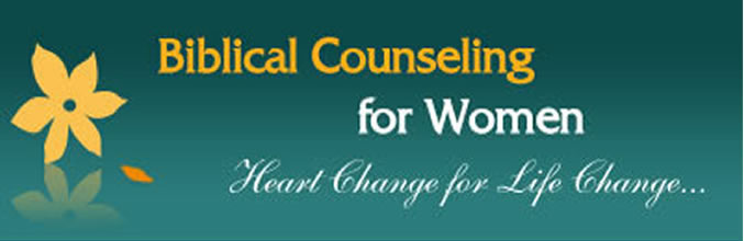 Biblical Counseling for Women