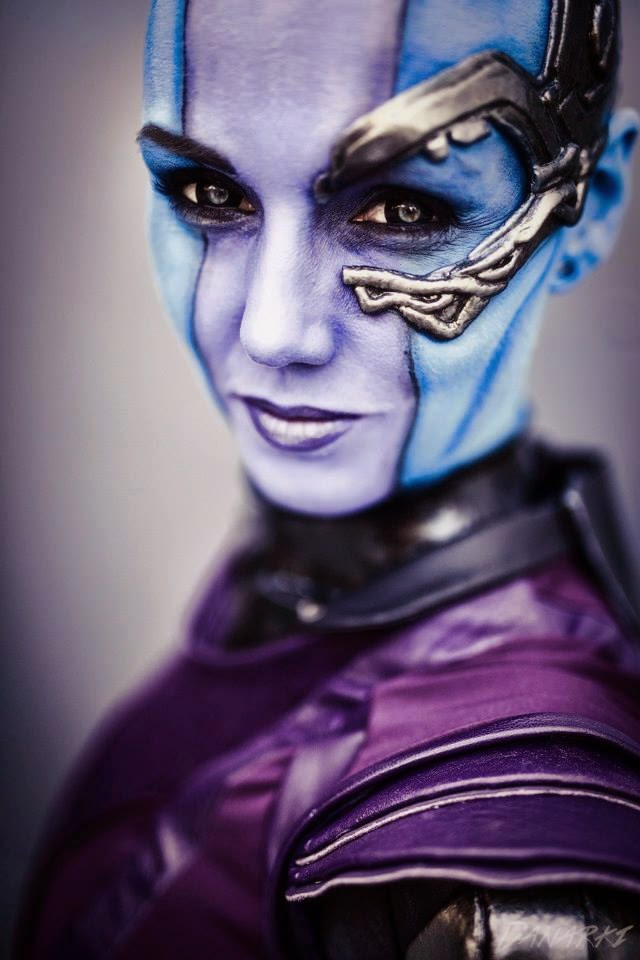 guardians nebula cosplay - photo #7