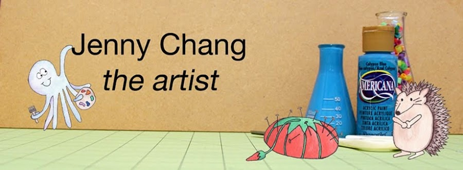 Jenny Chang the Artist