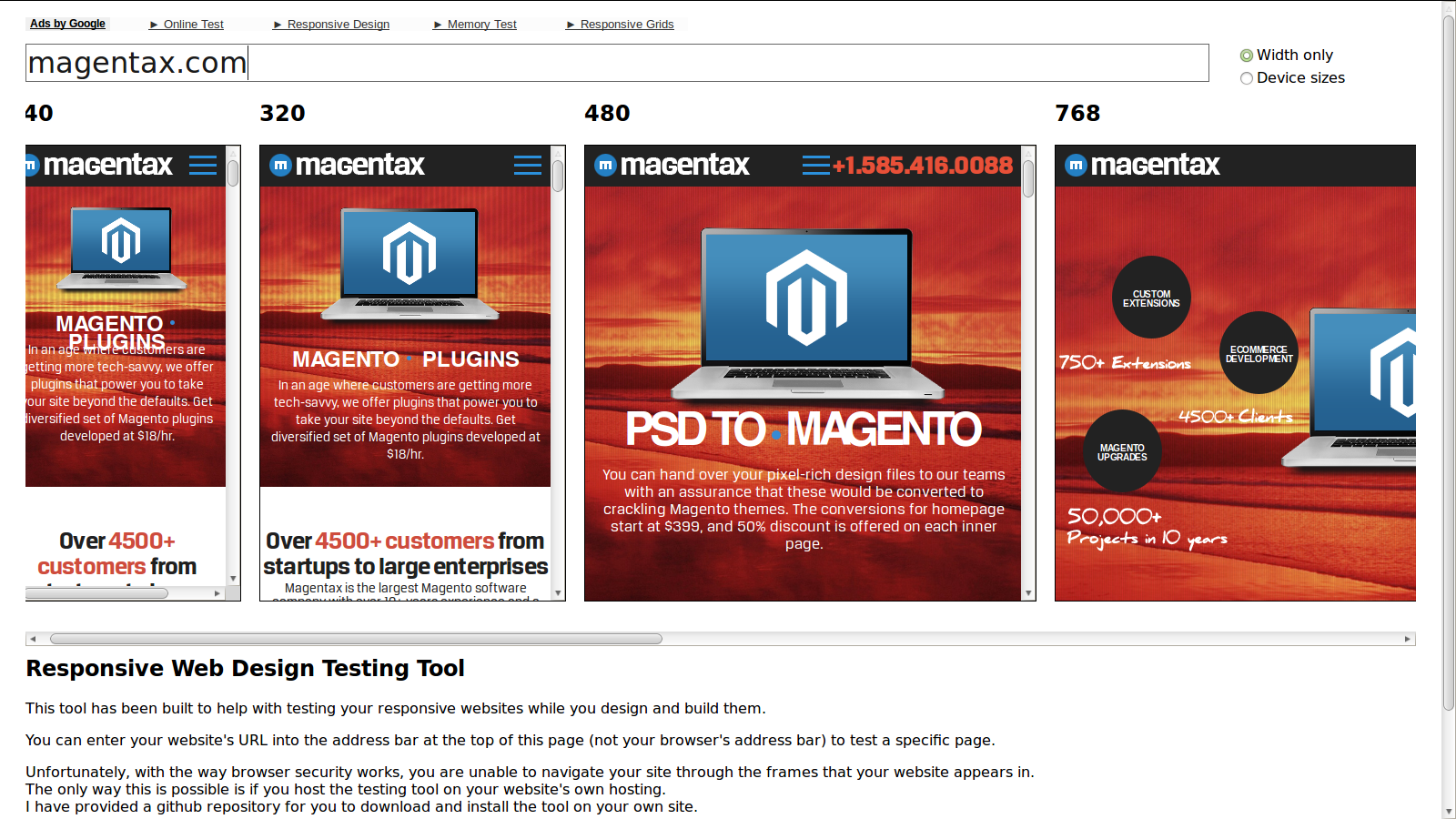 responsive web design tool: 15 Best Testing Tools For Evaluating Your Website Responsiveness