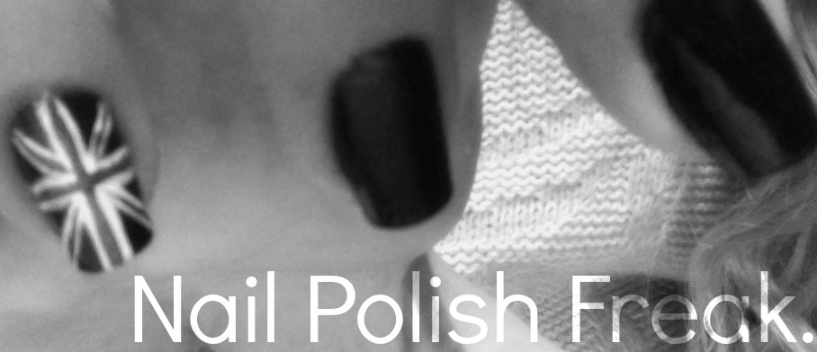 Nail Polish Freak.