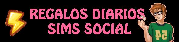 Regalos Diarios Sims Social