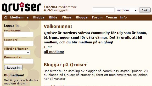 qruiser com community