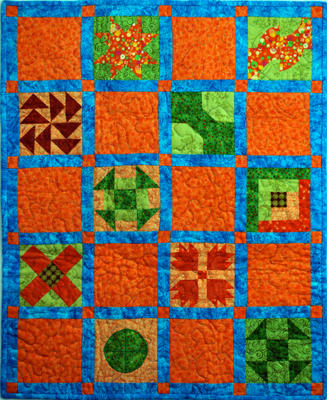 Tri-County Quilt Guild: The Patchwork Path: A Quilt Map to Freedom : the patchwork quilt summary - Adamdwight.com