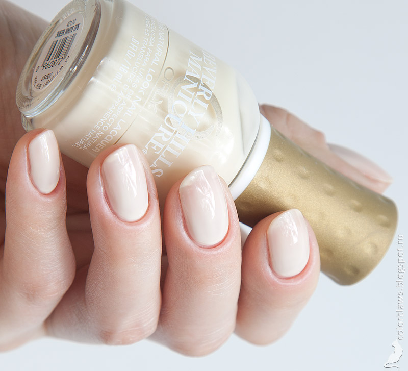 Orly Sheer White Tips