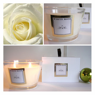 luksusowe świece zapachowe