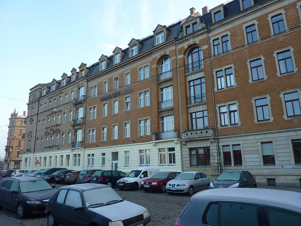 Europa urlauber dresden hotel grand city dresden zentrum for Dresden hotel zentrum