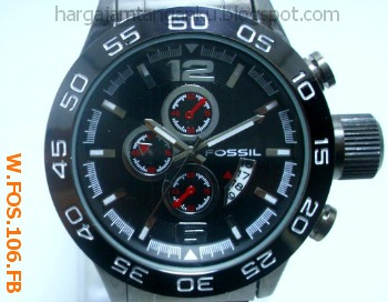jam fossil update jam tangan fossil kw1 ini hanya berfitur