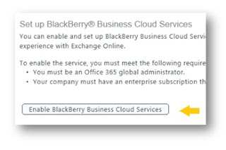 2 BlackBerry Business Cloud Services for Microsoft Office 365 is Now Available in Beta   Sign up Now