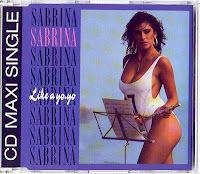 Sabrina - Like A Yo-Yo (CD, Maxi-Single) (1989)