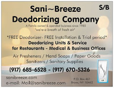 Sani~Breeze Deodorizing Co.