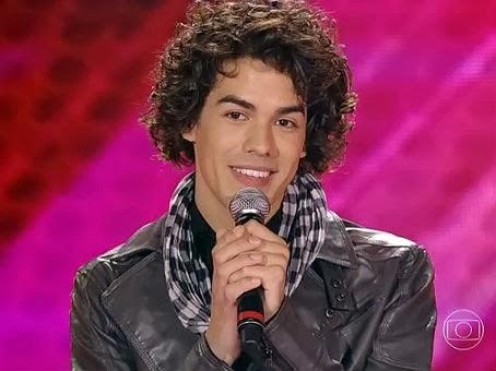 Blog da Shakira - Vencedor do programa The Voice Brasil conta como foi cantar para Shakira