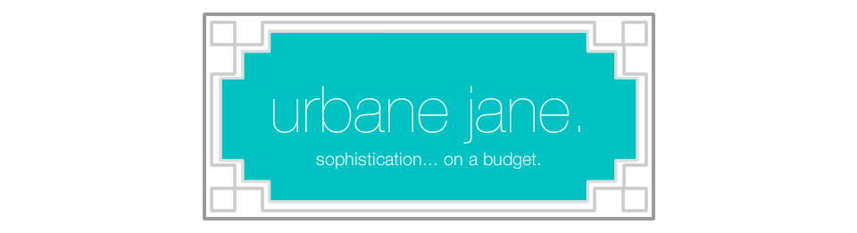 urbane jane.