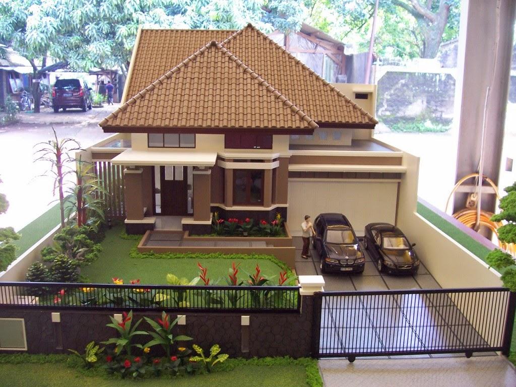 Rumah Sederhana Sehat Images Contoh Gambar Rumah