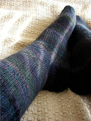 Knitting Patterns For Beginners Socks : inspiration and realisation: DIY fashion blog: DIY and a good cause: Socks fo...