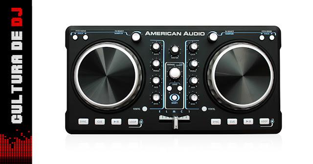 CONTROLADOR AMERICAN AUDIO ELMC1