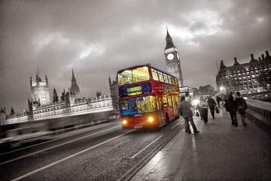Soñar con bus