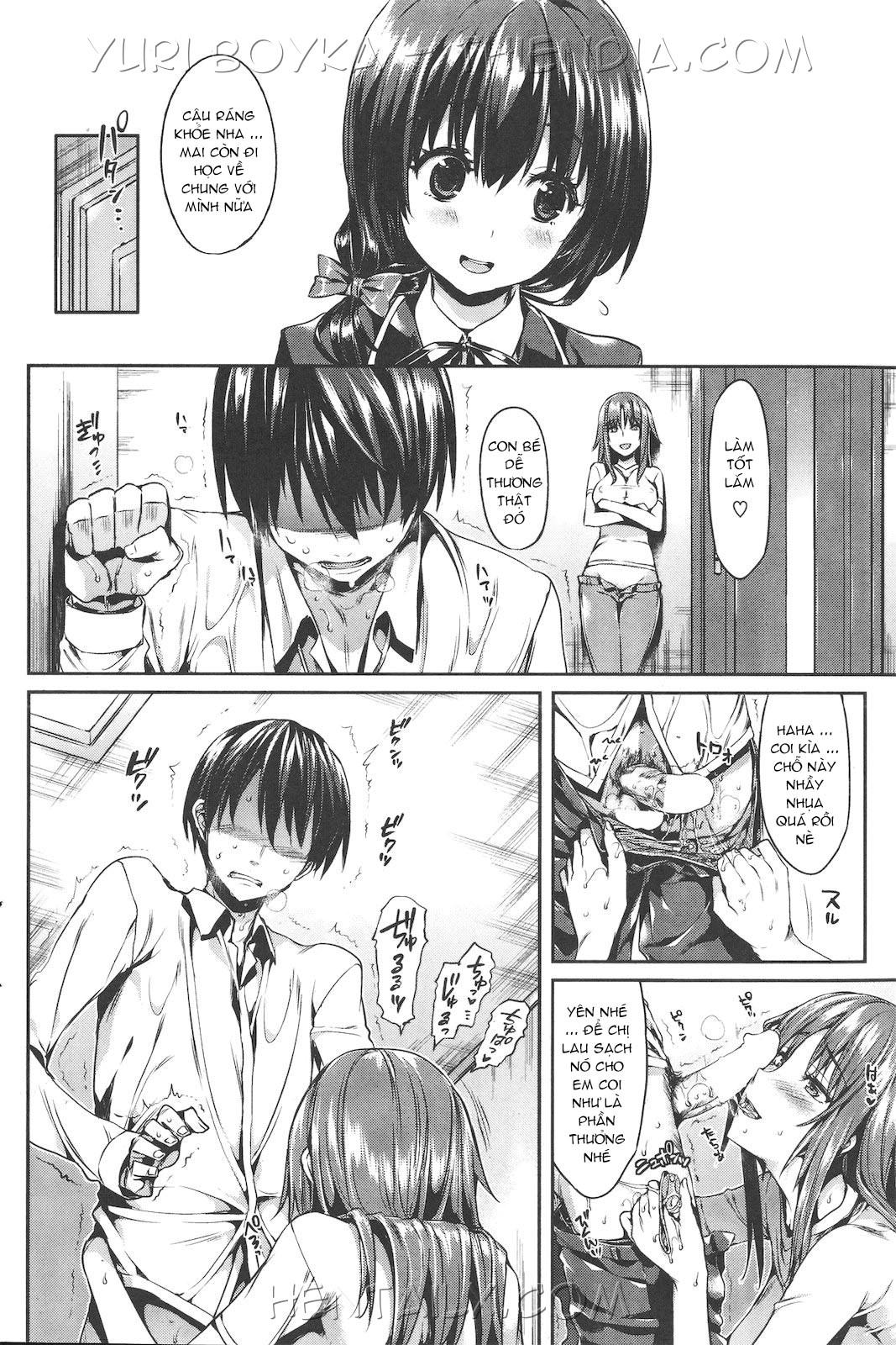 014 Truyện Hentai Ngày nghỉ của chị hàng xóm