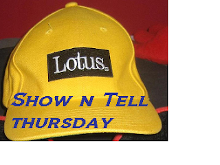 Show and tell thursday, lotus, replication, keith_brooks