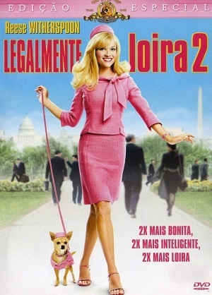 Legalmente Loira 2 Filmes Torrent Download capa