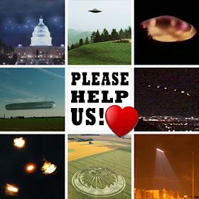 Приглашение для Галактической Федерации помочь нам