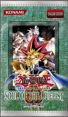 Booster Soul of the Duelist