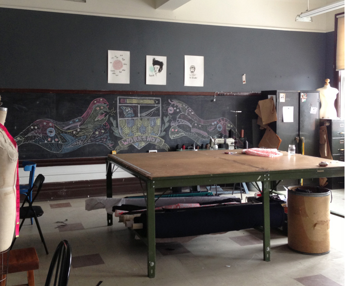 old elementary classroom design studio