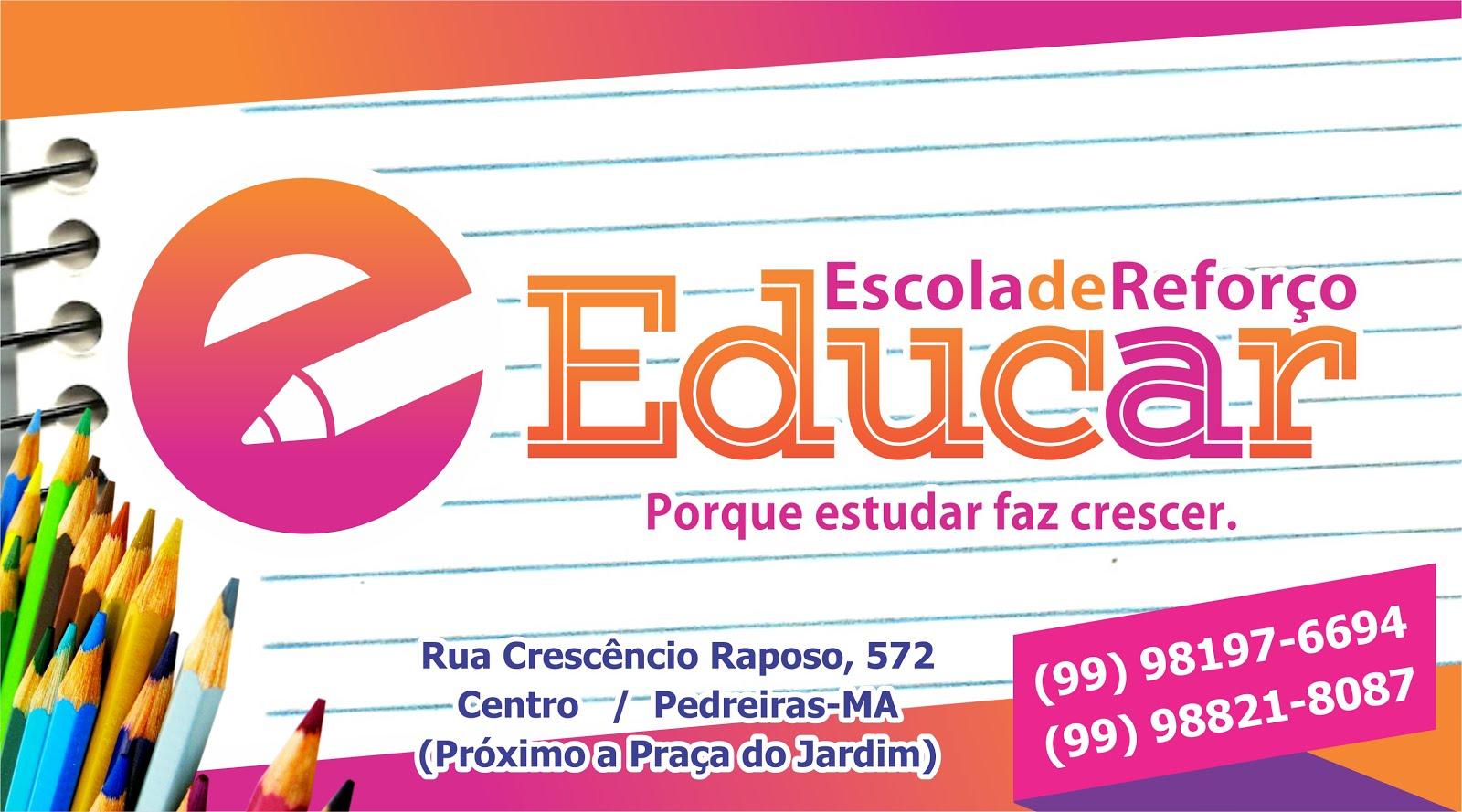 Escola de Reforço Educar