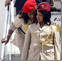 muammar algaddafi female bodyguards 18 Foto foto 40 Perawan Pengawal Pribadi Muammar Qadhafi