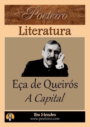 Eca de Queiros - A Capital - Iba Mendes