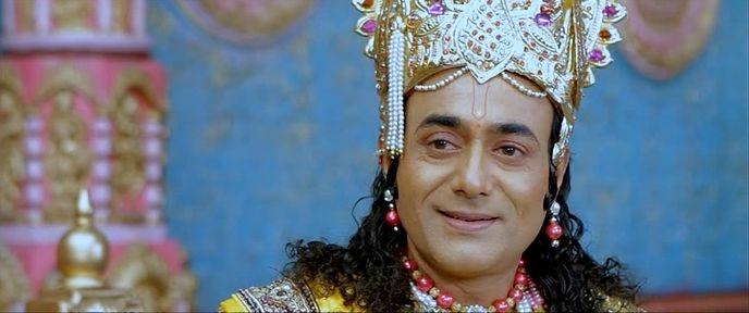 Screen Shot Of Hindi Movie Mahabharat Aur Barbareek (2013) Download And Watch Online Free at worldfree4u.com