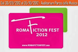 EYES WIDE CIAK! AL ROMA FICTION FEST 2012