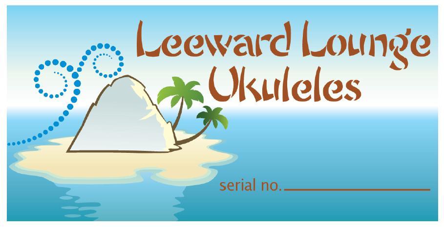 Leeward Lounge Ukuleles