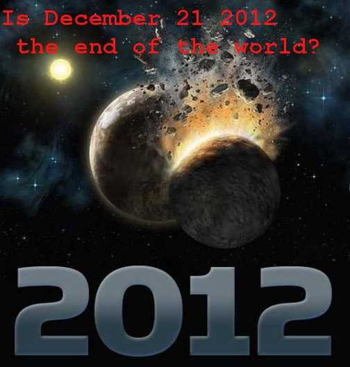 Prediction of 12-21-2012 End of the World « The Titanic, One ...