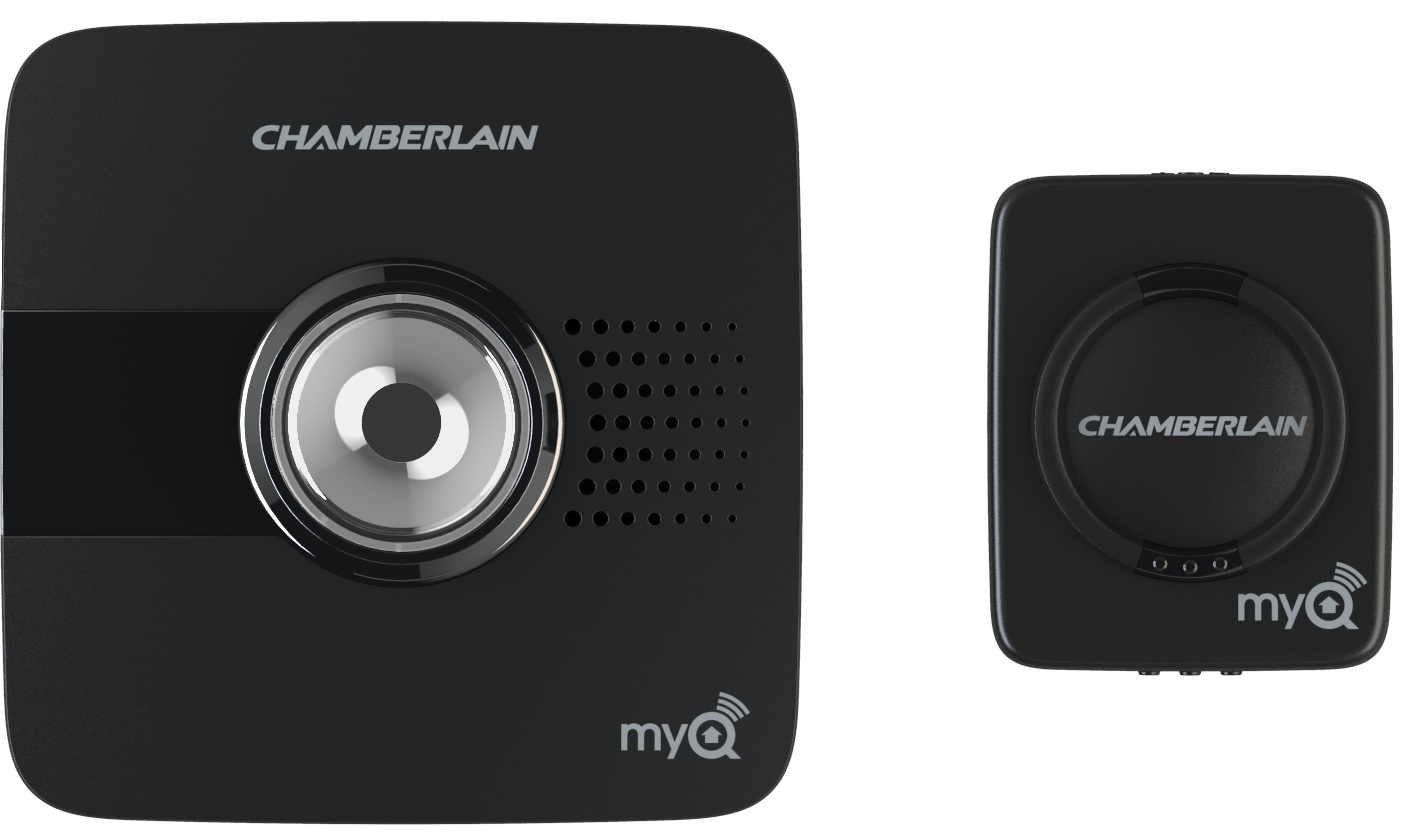 The funky monkey giveaway chamberlain myq smartphone garage door chamberlain myq garage universal smartphone garage door controller convenient and will give you peace of mind that you did in fact close your garage door rubansaba