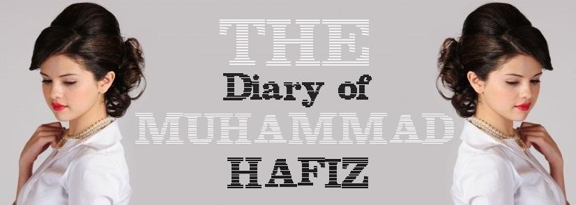 Diary Of Muhammad Hafiz