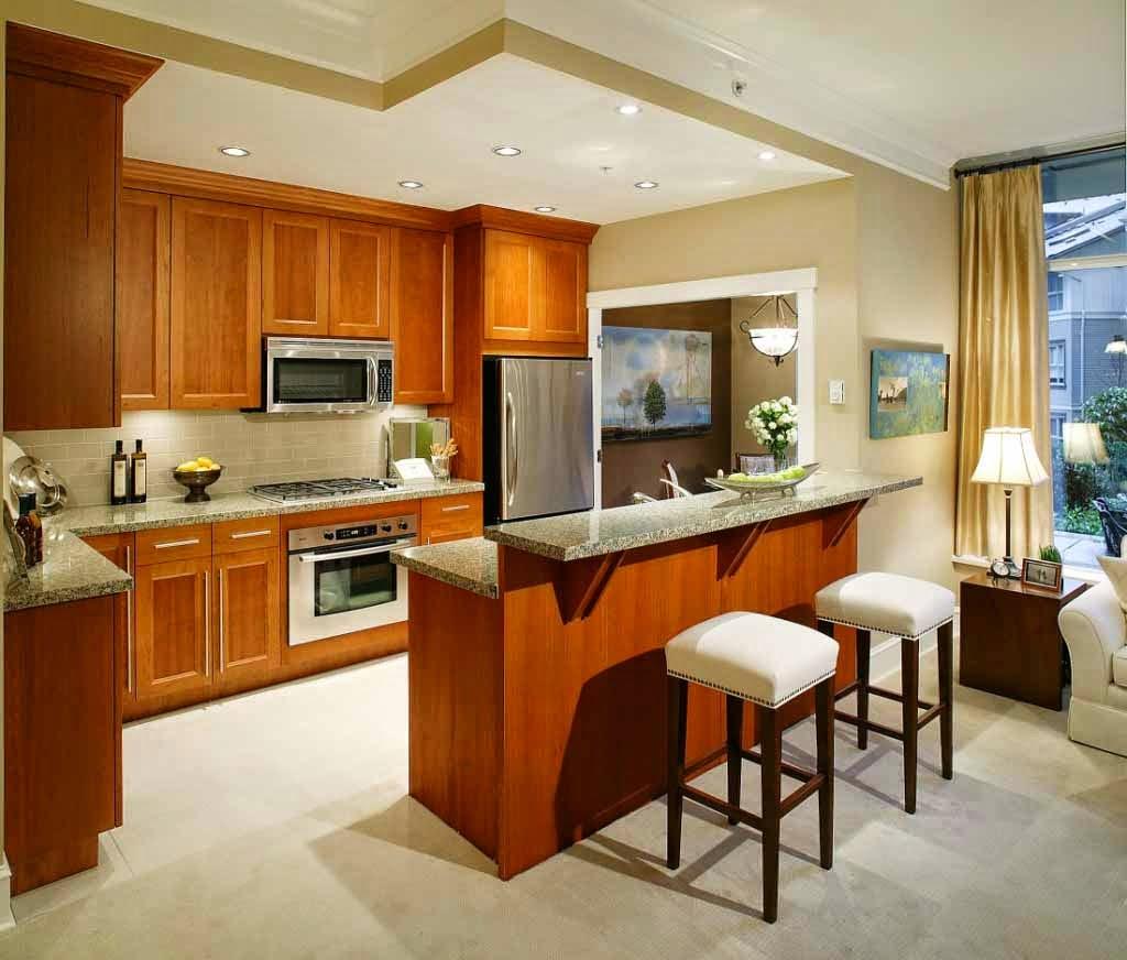 Dapur rumah minimalis sederhana 2